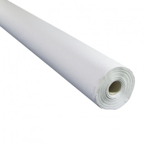 Rollo Mantel Blanco 1x100 35 grs