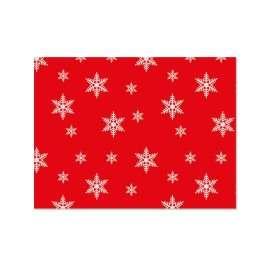 Mantel Navidad Copos de Nieve