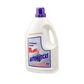 Detergente Líquido para ropa lavado a máquina AUTOMÁTICAS 3L ASA RUFFY
