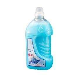 Detergente Líquido para ropa lavado a máquina AUTOMÁTICAS 3L (PET) RUFFY