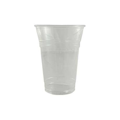 Vaso Compostable  bebidas frias 12 oz transparente