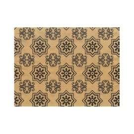 Mantel papel individual ECOLÓGICO decorado Alhambra