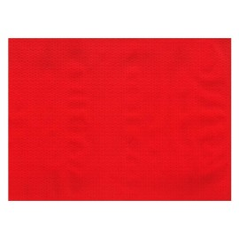 Caja Mantel Papel 30x40 1000 uds Rojo