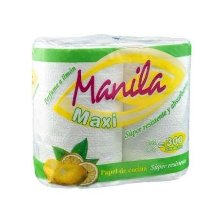 Papel de cocina Maxi Limón