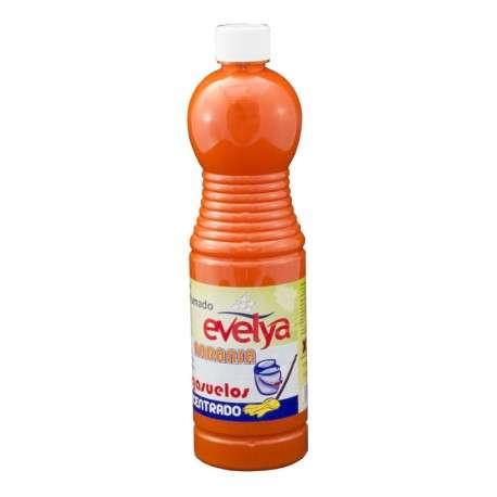 Fregasuelos Naranja Evelya