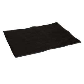 Manteles individuales Negros 35x50