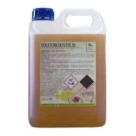 Detergente D para lavavajillas industrial