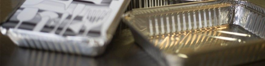 Envases Aluminio con Tapa